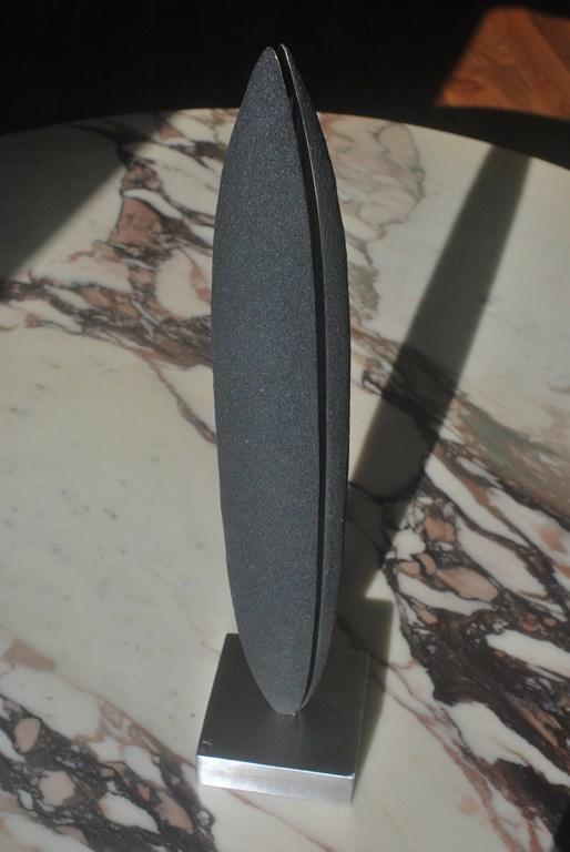 10.Sculpture-fer-limaille-de-fer-acier-inox-poli-miroir-Felix-Valdelievre-42-cm-2019