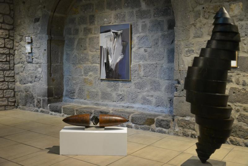 Exposition Partage à Agde - 2018