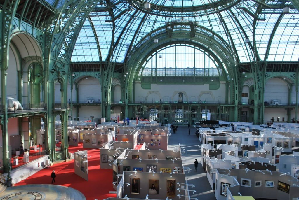 1.Vue-Salon-Comparaisons-Grand-Palais-Art-Capital-2019