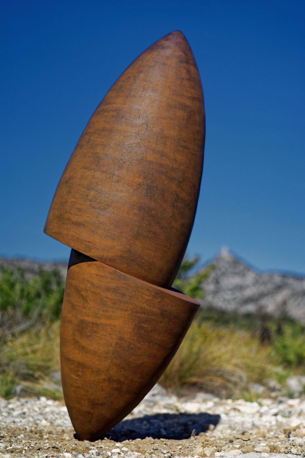 1.Sculpture-acier-corten-hauteur:120cm-2016
